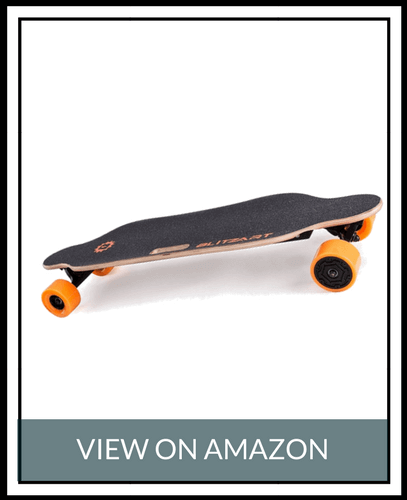 Blitzart Tornado 38″ Electric Skateboard