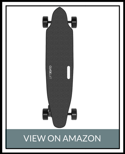LiftBoard Single Motor Belt Driven Electric Skateboard