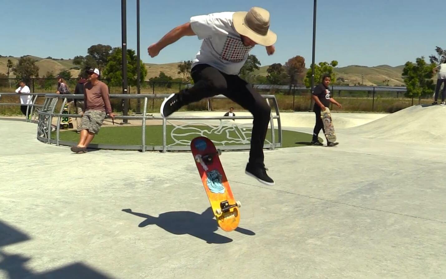Skateboard tricks for beginners