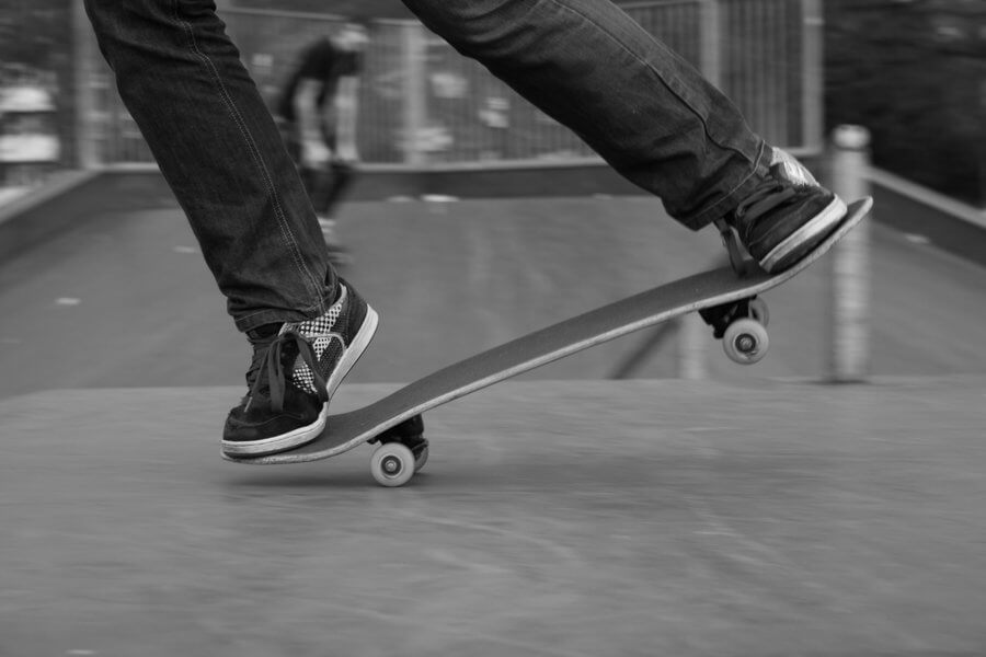 Skateboard tricks for beginners