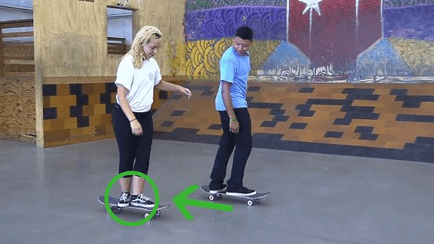 skateboarding tips for beginners