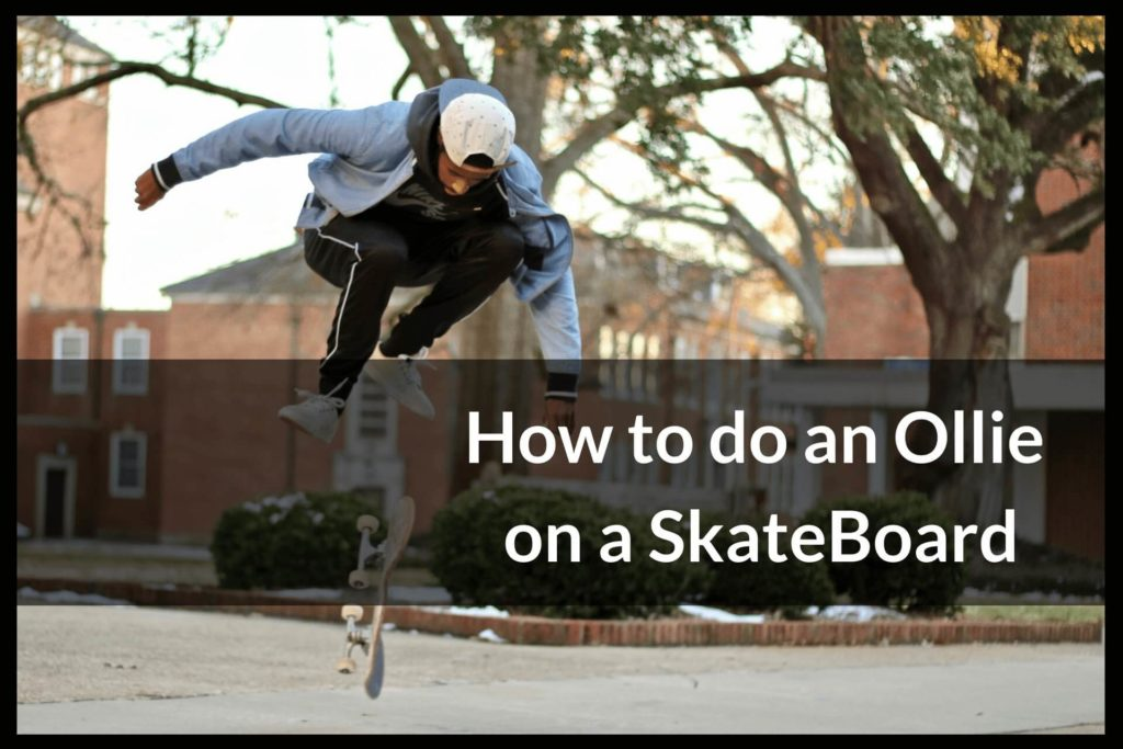 how to ollie for beginners